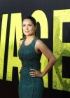 Salma Hayek in a long dress at Savages premiere in LA-01