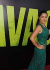 Salma Hayek in a long dress at Savages premiere in LA-16