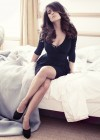 Salma Hayek - Sexy Shots In Vogue Germany September 2012