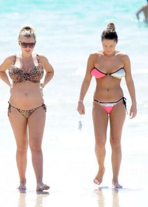 Sam Faiers Bikini Photos: 2014 in Dubai -06