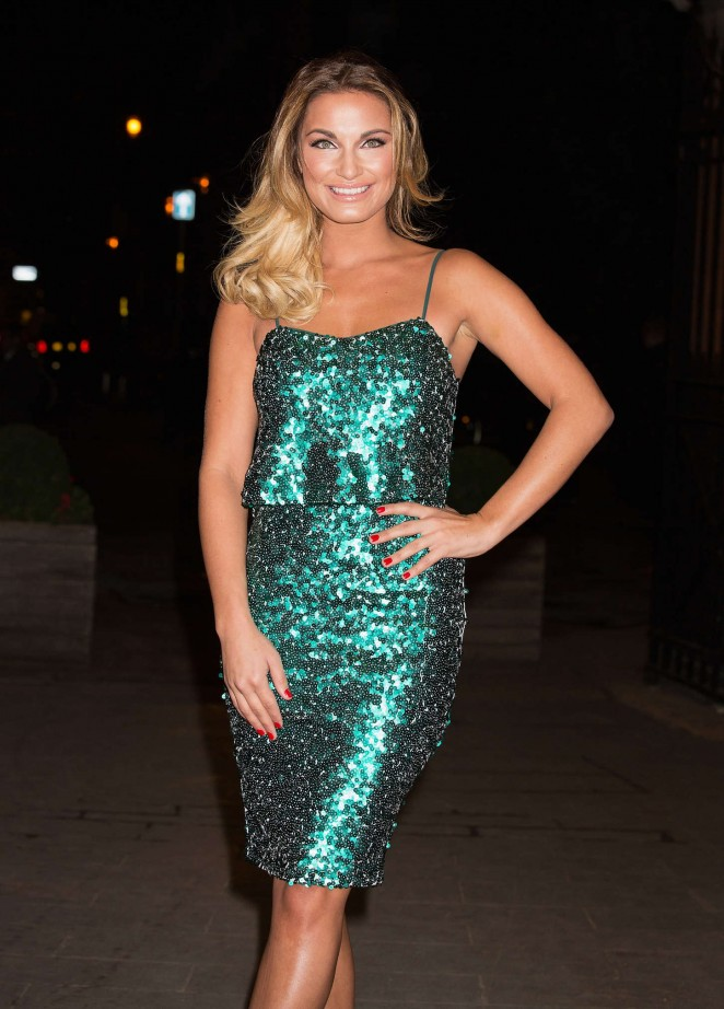 Sam Faiers - Presents her Fashion Collection for Very.co.uk in London