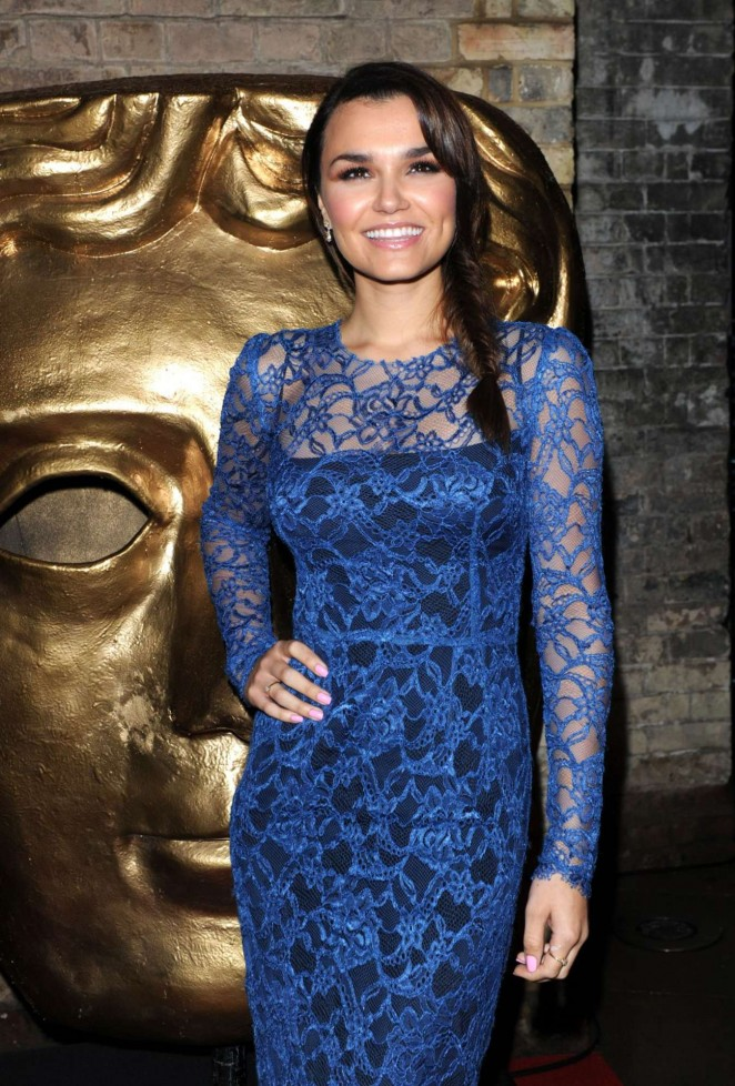 Samantha Barks - 2014 BAFTA Children's Awards in London