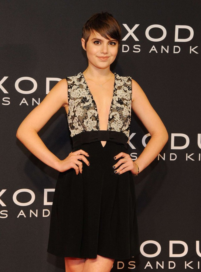"Sami Gayle - ""Exodus: Gods And Kings"" Premiere in New York City"
