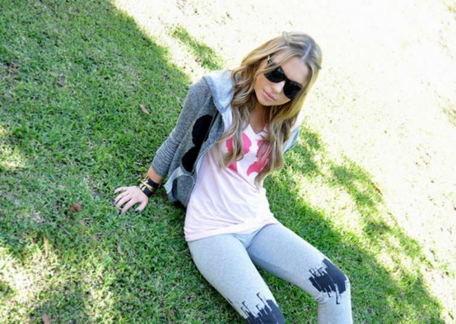 Sammi Hanratty - Boy Meets Girl AW2014 Collection