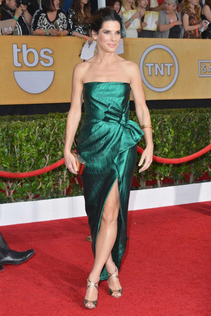 Sandra Bullock: 2014 SAG Awards -02