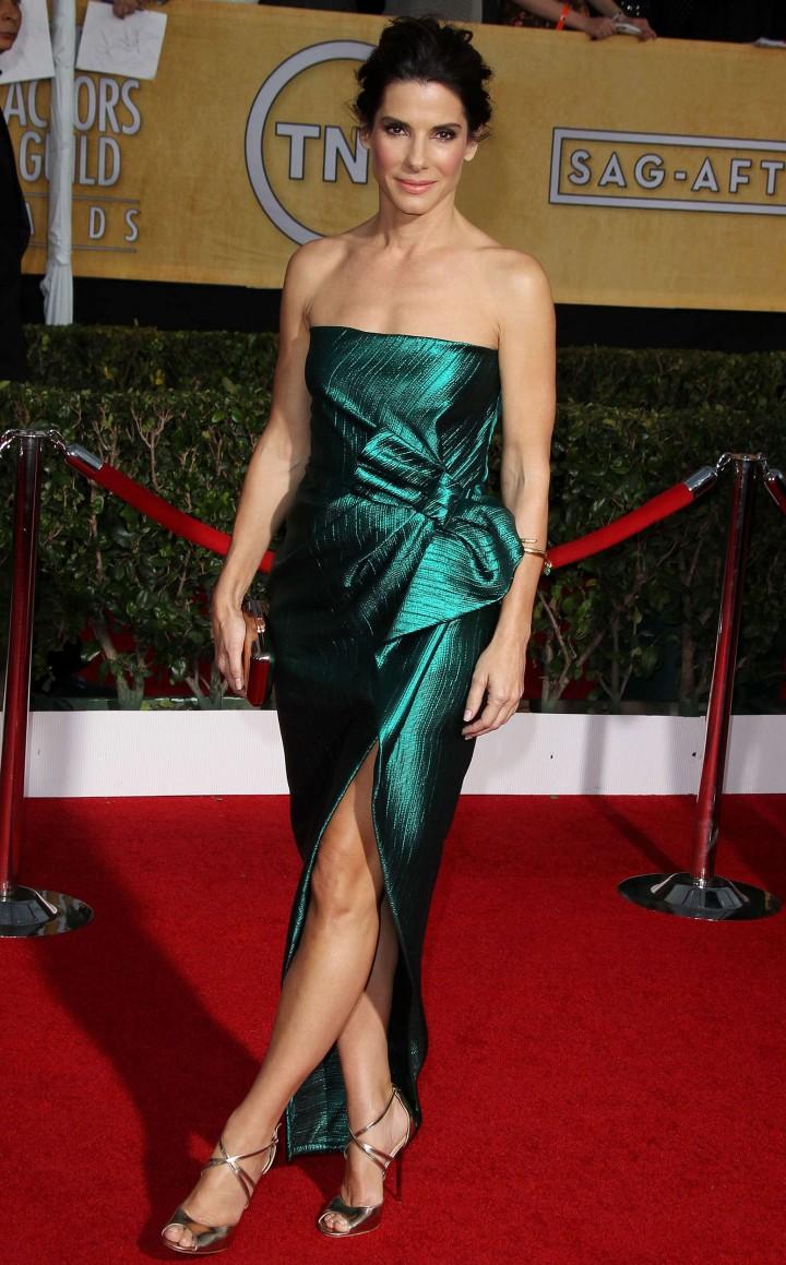 Sandra Bullock: 2014 SAG Awards -04