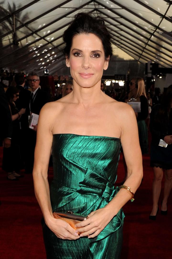 Sandra Bullock: 2014 SAG Awards -14