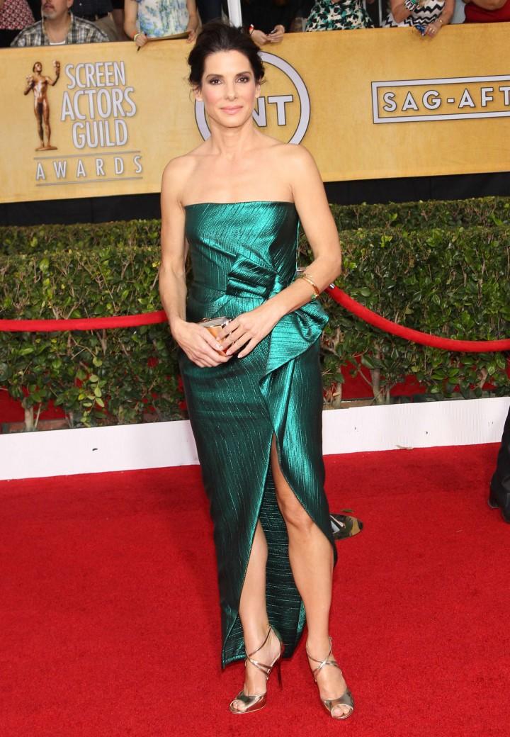 Sandra Bullock: 2014 SAG Awards -15