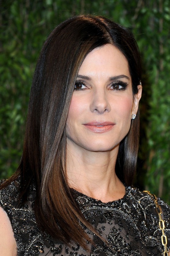 Sandra Bullock – Oscar 2013 – Vanity Fair Party -05