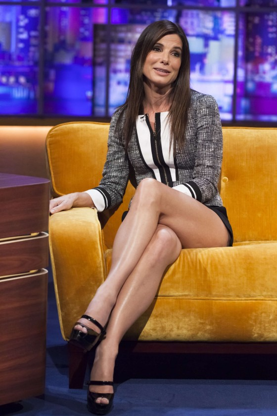 Sandra Bullock: The Jonathan Ross Show -05