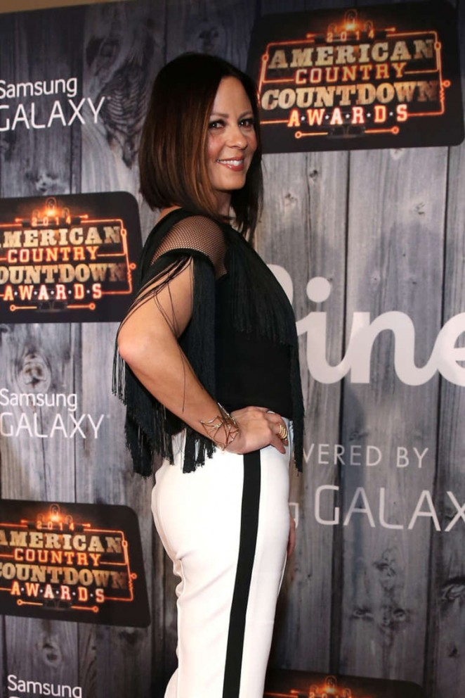 Sara Evans - 2014 American Country Countdown Awards in Nashville