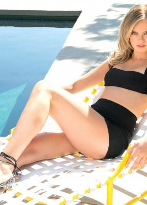 Sara Paxton - GQ UK (June 2014) -01