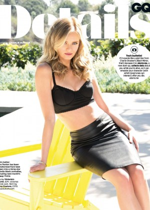 Sara Paxton - GQ UK (June 2014) -02