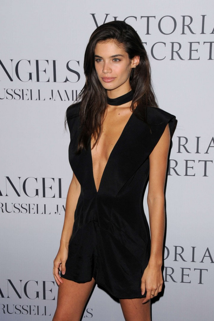 "Sara Sampaio - ""Angels"" by Russell James Book Launch in NYC"