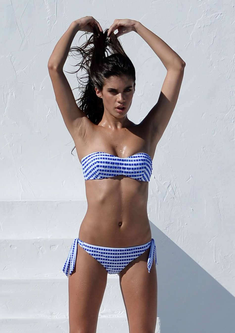 Sara Sampaio Hot Bikini Photoshoot -15 - GotCeleb Katy Perry