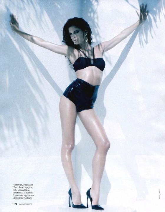 Sara Sampaio – Elle Magazine – May 2013 -04