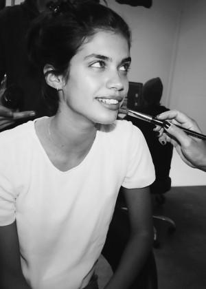 Sara Sampaio: Revolve Clothing 2014 -11