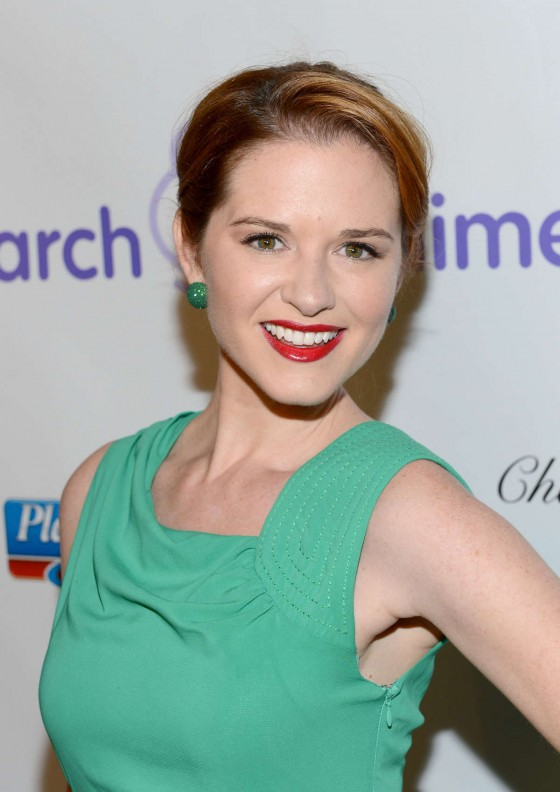 Sarah Drew - 7th Annual March of Dimes Celebration of Babies in Beverly Hills