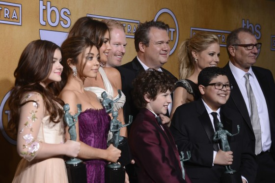 Sarah Hyland at Screen Actors Guild Awards 2013 -05