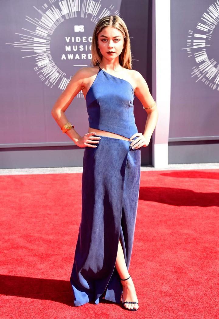 Sarah Hyland - MTV Video Music Awards 2014 in Inglewood