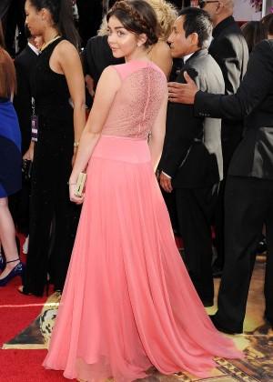 Sarah Hyland: Golden Globe 2014 Awards-04
