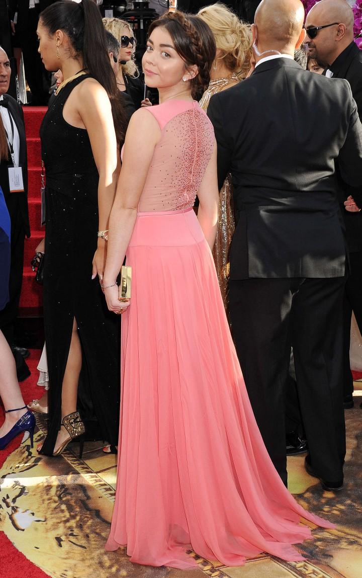 Sarah Hyland: Golden Globe 2014 Awards-11