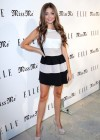 Sarah Hyland at Elle and Miss Me Album Release Party in West Hollywood