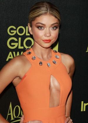 Sarah Hyland - HFPA & InStyle Celebrate 2015 Golden Globe Award Season in West Hollywood