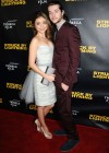 Sarah Hyland at Struck By Lightning premiere -04