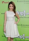 Sarah Hyland - Skip And Donate Gala Event -16