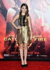 Sarah Hyland - The Hunger Games: Catching Fire Hollywood Premiere -10