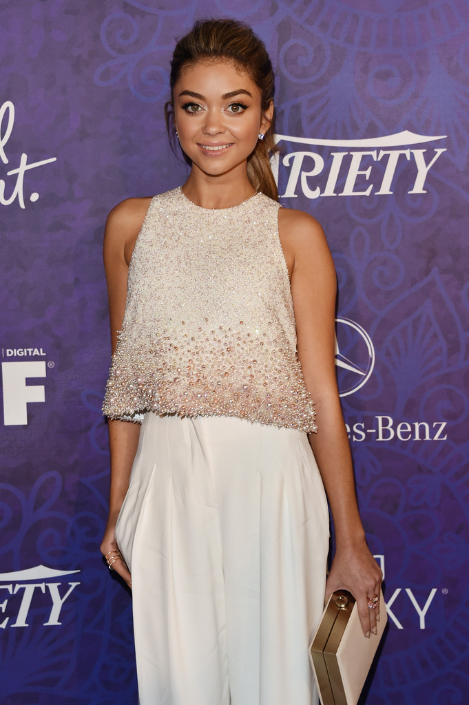 Sarah Hyland - 2014 Variety and Women in Film Emmy Nominee Celebration in West Hollywood