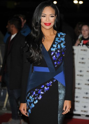 Sarah-Jane Crawford - 2014 MOBO Awards in London