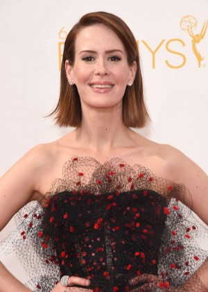 Sarah Paulson - 66th annual Primetime Emmy Awards in LA
