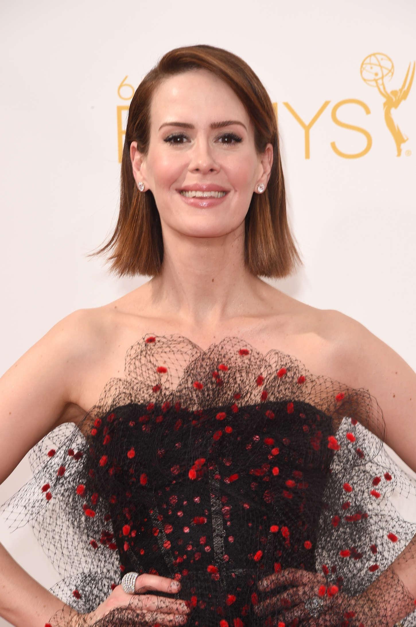 Sarah Paulson - 66th annual Primetime Emmy Awards in LA