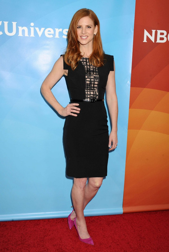 Sarah Rafferty: 2014 TCA Winter Press Tour in Pasadena -02