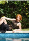 Sarah Rafferty Pictures: Regard magazine August 2013 -08