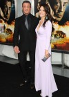 Sarah Shahi in dress at Bullet To The Head premiere -20