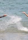 Sarah Shahi in bikini at the beach in Hawaii (HQ)-05