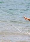 Sarah Shahi in bikini at the beach in Hawaii (HQ)-16