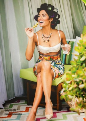 Sarah Shahi - Watch USA Magazine (October 2014)
