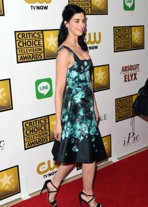 Sarah Silverman - 2014 Critics Choice Television Awards -06