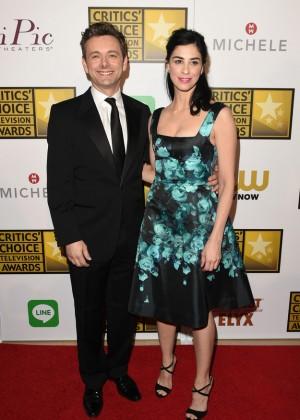 Sarah Silverman - 2014 Critics Choice Television Awards -07