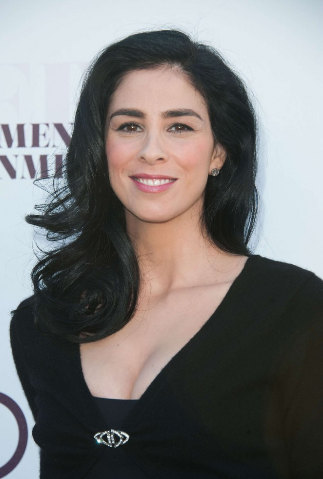 Sarah Silverman - The Hollywood Reporter's 23rd Annual Women In Entertainment Breakfast in LA