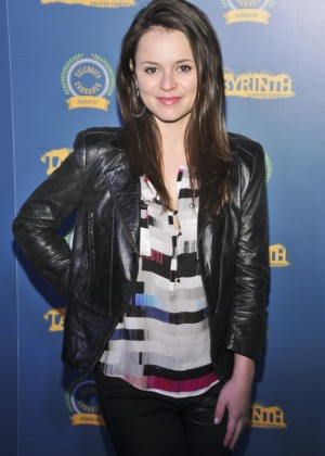 Sasha Cohen - Labyrinth Theater Company's Celebrity Charades 2014: Judgement Day in NYC