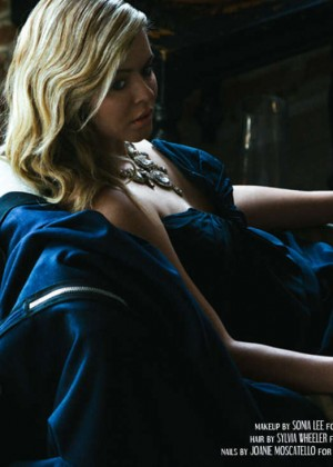 Sasha Pieterse - Filler Magazine (October 2014)