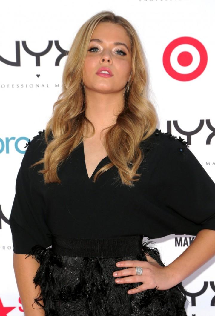 Sasha Pieterse - 2014 NYX FACE Awards in Los Angeles