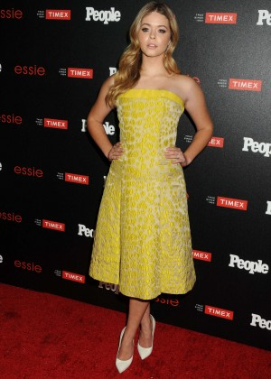 Sasha Pieterse - PEOPLE Ones to Watch Party in LA