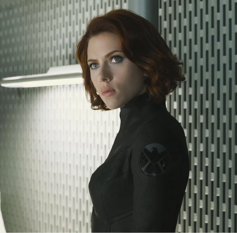Scarlett Johansson as Black Widow in new Avengers trailer -06