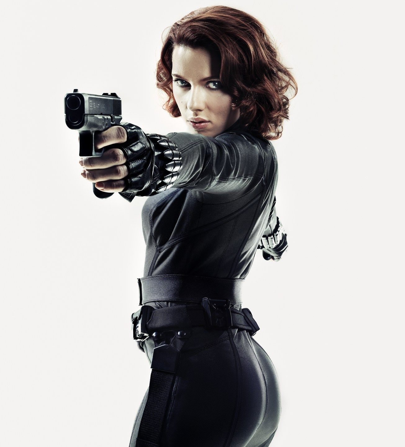 nude widow Scarlett as black johansson